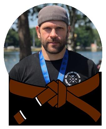 Profilbild på en av tränarna
